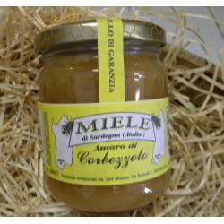 Miele di Sardegna   Miele di Corbezzolo amaro
