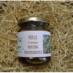 Miele di Sardegna   Campidano   Macchia Mediterranea