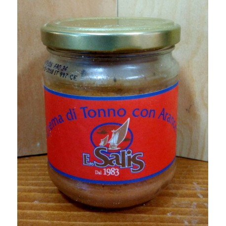 Patè di Tonno con Arance