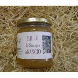 Miele di Sardegna   Campidano   Arancio