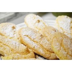 Savoiardi sardi ( biscotto da caffè)